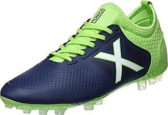 azul Munich Tiga Adulte Football 26 Marino De Chaussures Eu 40 verde Bleu Fitness Mixte rq8RgBqwnT