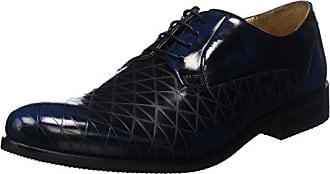 blu Scarpe derby Melvin 1 Eu modica Hamilton Lasercut F 42 Diamond Erol pennello in uomo pizzo blu wXqI6X
