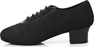 4 Schuhe Tango Für 50205 Shose 5 Leit Yff Frauen Niedrig Tanz Latein Professionelle Lehre Ferse 7ybgfY6v