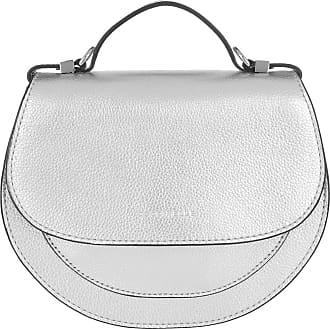 Silver Coccinelle Mini Bag Silber Satchel Sirio qTO4HPwT
