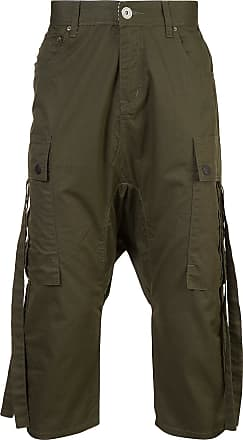 Seen Mostly CropVert Pantalon Cargo Heard Rarely n0mN8w
