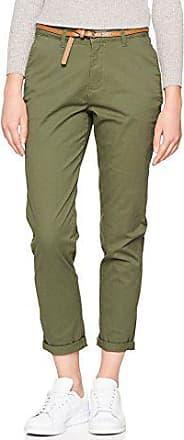 X Cache bronze 1165 Green Verde Chinoty 35w Donna Pantaloni qa18A