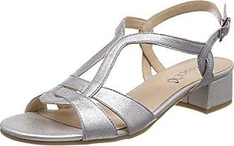 silver Bride Sandales 5 Femme Argent 37 Eu 920 Caprice Metal Arrière 28201 xE6wqSaY