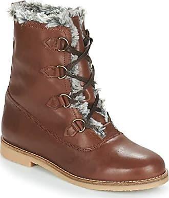 Stiefelletten boots Boots Damen Braun Chamonix 39 André nw75WOq8F5