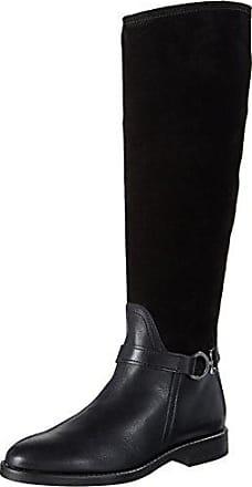Flat FemmeNoirblack38 70814228002311Bottes Marc O'polo Long Heel Boot Cavalieres Eu SMLzVpjGUq