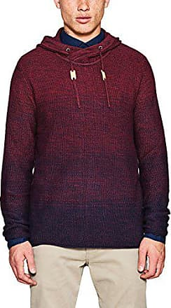 997cc2i804 600 Esprit Edc Para By Red bordeaux Hombre Medium Rojo Suéter OzxUEx4wq