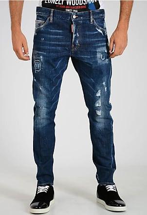 Stretch Sexi Jeans 17cm 56 Twist Denim Dsquared2 Size Yby6gIfv7