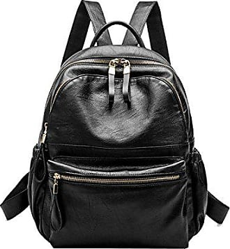 Rucksack black Mode Korean Damentasche Bfmei onesize TOBqxSZZn