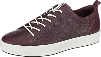 Ecco Soft 8 Rotviolett Sneakers Ecco Sneakers wYdxpq8H8