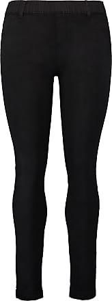 Poppy Fit Dames Tregging Mode Zwart Slim Ms RZXH7xfqwn