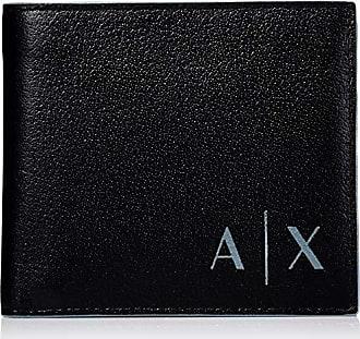 Cm Schwarz Herren Armani Coin Geldbörse Case 5 10x2x11 black Logo wfRU6qA