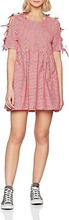 Para Mujer Rojo 108719 Vestido tamaño Del Fabricante Pepaloves red l 42 PAw1qAE