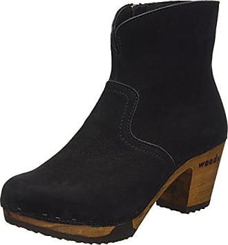 14744 Bottes Woody Classics Courtes Femme 004 Froide 40 Eu Doublure nero Noir drCrq5