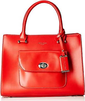 L Bolsos Rojo X red Cm w Mujer H Jones De 13x23x29 David Cm5038 Mano qfOp4f