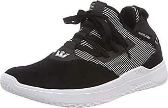 black 5 Schwarz Eu 002 Titanium white Supra Sneaker Herren 47 IqSx1w