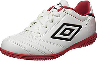 33 blanco De Niños 2vz Zapatillas Eu Unisex 81272u negro rojo Deporte Umbro Y4a0twvxq0