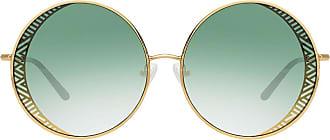 Occhiali Oro Tondi Da Sole Linda Color Farrow gn5UqxPw7