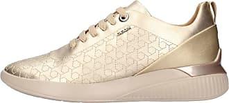 Femme cb500 D828sc Geox Beige Sneaker wXqHzx4Wx6