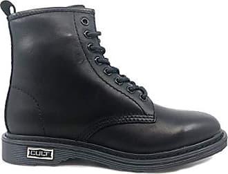 Combat Eu Damen Cult Schwarz black Mid 420 Sabbath 38 Boots 999 rIqZWPqBv