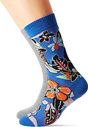 Levis Levi's 039 Fabricant De 2p Cut 168sf 2 lot taille 056 Wiggly Regular Chaussettes Flower Homme 42 Bleu blue 39 fqgqad