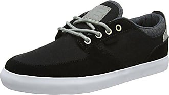 Herren black silver Etnies 45 Sneaker Eu Schwarz Hitch grey FqxwId