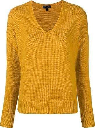 Theory Sweater Knit Theory Sweater Sweater Knit Theory Jaune Knit Jaune Sweater Knit Theory Jaune HpRCna