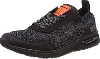 42658e Basses Bugatti Homme Sneakers 11 schwarz 1000 Eu Noir 3 44 51ff4Tqn6