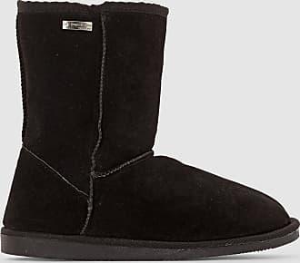 Par Les Cuir Tropeziennes Belarbi M Snow Fourrées Boots Noir nnXO7v
