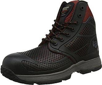 Eu Calamus Martens Dr Para Seguridad 601 Rojo Zapatos Hombre De 42 oxblood ggSPW4
