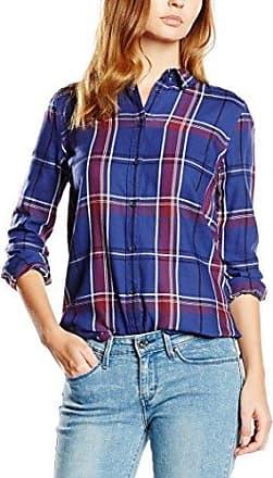 S Mujer Wrap Azul Levi's Camisa F41w6
