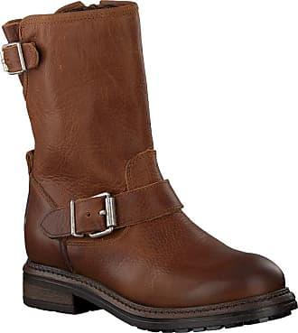 Cognacfarbene Boots Biker R14988 Omoda Cognacfarbene Omoda qCEfUEIw