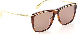Sale One On Havana Mcqueen Size Alexander 2017 Sunglasses q1txZwnWR