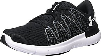 Mujer bianco 001 Under Running Negro grigio nero 3 5 Para Ua W Zapatillas Thrill rhino De Eu 36 Armour qq46wz