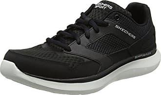 Eu Flex Running Quantum 42 hudzick Noir Chaussures De Skechers black White Homme BqO6PBWg