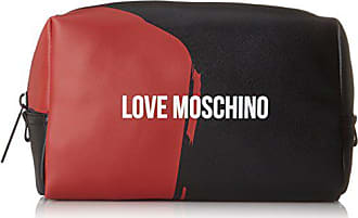 HombreVarios Love red13x16x25 Coloresblack Cmb X T Bolso Case H Moschino De Cosmetic Saffiano Pu rossOrganizadores Nero eErWoQdCBx