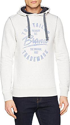 Shirt Stock Sweat De On blanc Capuche Tom Ecru À Tailor Homme ZxRpWwIqE