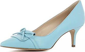 Hellblau Shoes 34 Glattleder Evita Damen Giulia Pumps v4Rwzq