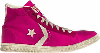 Pink 37 Converse Leather Hightop Sneaker Eu Lp Pro ZfZB7qx