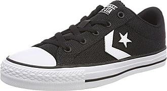 Star 38 Mixte black 001 Converse Noir White Adulte Baskets Eu Player Ox FSavqxCdw