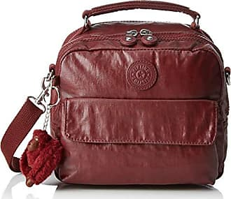 Talla 22x19x11 Bolso X Color Cm Rojo Kipling Cm 5 11 22 Candy 19 5 Mujer 7EUxqCwP