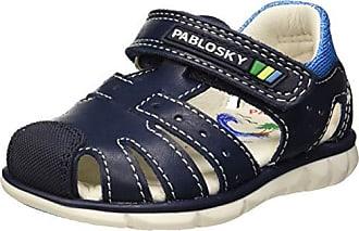 Bleu Bébé Garçon Plateforme Pablosky 058622 Eu azul Sandales 22 waPgvvqI