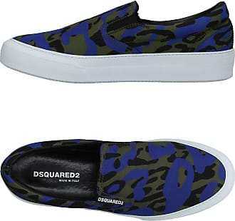 Basses amp; Sneakers Tennis Chaussures Dsquared2 qIzRA