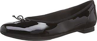 Bloom Negro Para Patent 5 Bailarinas Clarks Couture Mujer 37 Eu black p4wq45f1xX