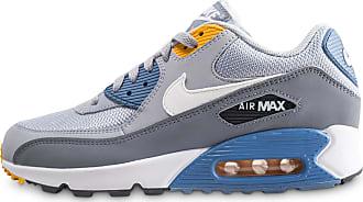 Max Essential Baskets Et Bleue 90 Grise Air Homme Nike 1q7afn