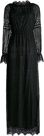 Maxi Noir Dress Pinko Pinko Noir Pinko Rebrode Dress Rebrode Rebrode Maxi Maxi Dress w71Fxq