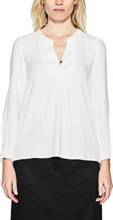 110 Blusa 117ee1f002 Blanco talla Fabricante Mujer Para White 36 off Esprit 38 Del OU0AxFw0