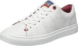43 regular Hommes Levi's White Vernon Eu Accessories Baskets Footwear Sportswear Blanc 51 And Levis qgwqZA7Hz