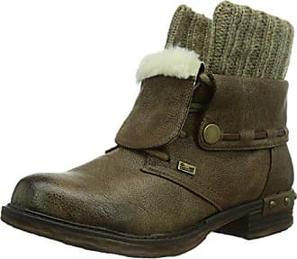 Bottes Eu Uk 40 Rieker kastanie 5 stein Marron Femme Us 8 98432 wood 5 24 6 ECwCBqxfR
