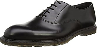 à HommeNoirblack Fawkes SmoothChaussures Black Smooth39 Eu DrMartens Lacets Polished jcAqS345LR