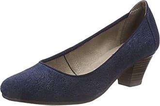 Azul navy De Tacón 38 Para Jana Eu 22301 Zapatos Mujer vq0TTgYw